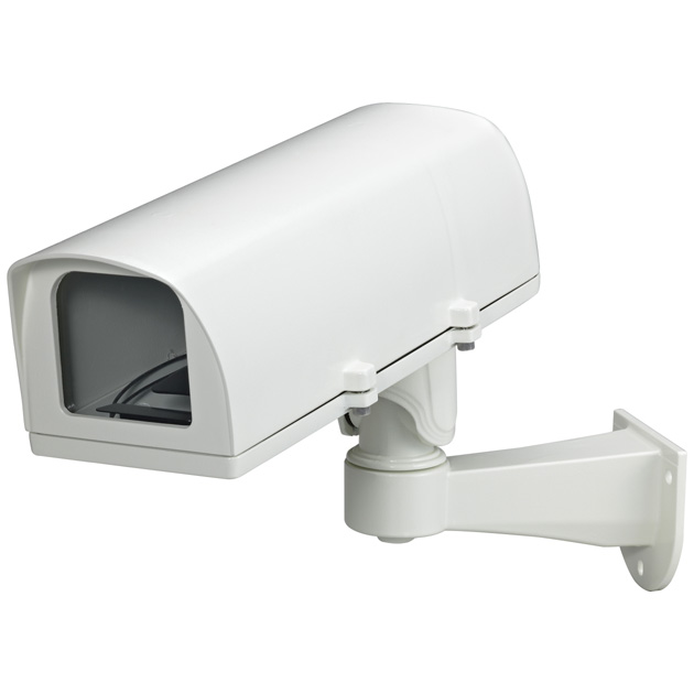 External Camera Housing with Heater IP68 1