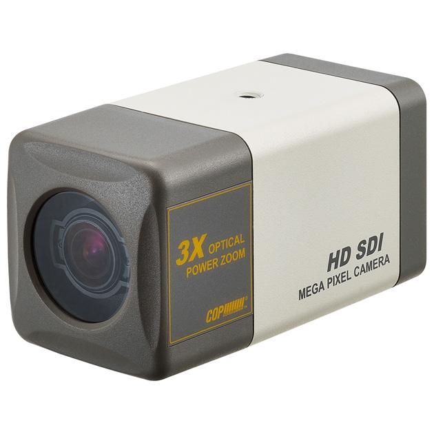 HD-SDI 3X AF Box Camera 1