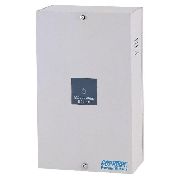 AC 24V/4A, 8 Output Ports Power Supply Box 1