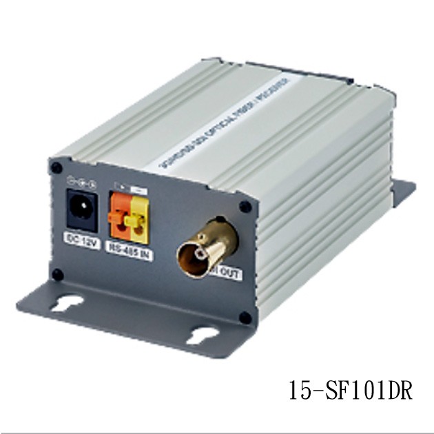 3G/HD/SD-SDI to Optical Fiber Converter with Data 2