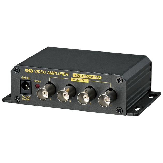 4CH Video Active Receiver 1