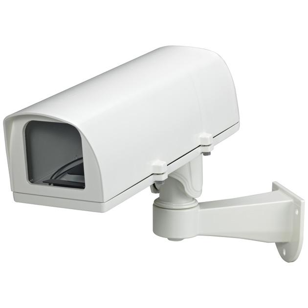 Stainless Weatherproof Die-Cast Aluminium Camera Housing 1