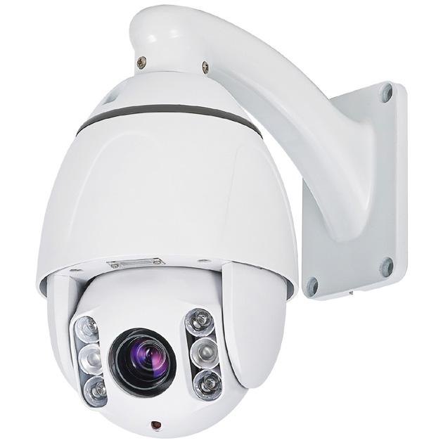 10X 4 in 1 Outdoor IR PTZ Camera 1