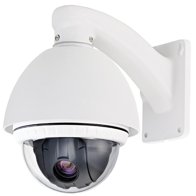 10X 4 in 1 Outdoor PTZ Camera 1