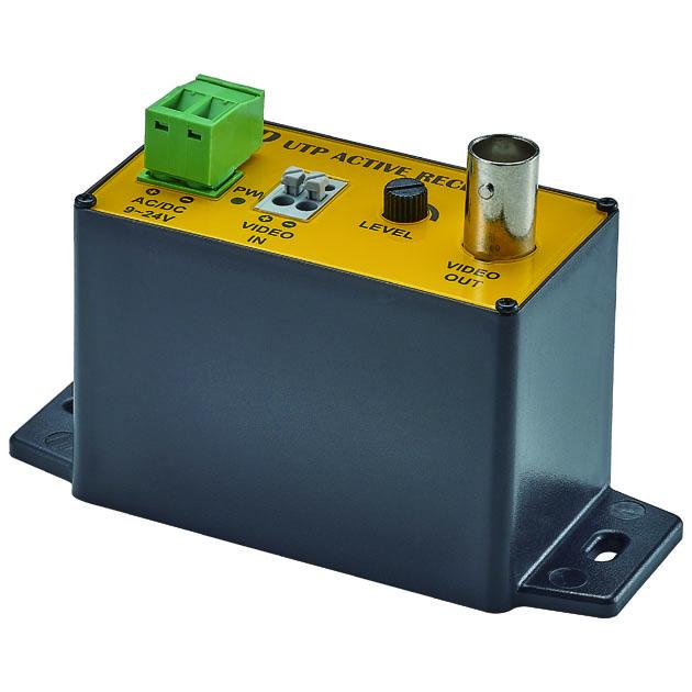 1CH Video Active Receiver (AHD 720P / 960H / D1 Compatible) 1