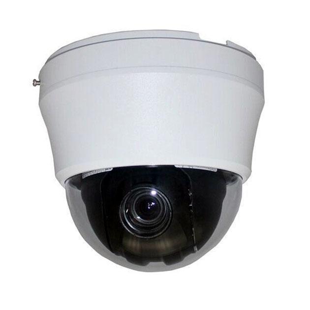2M 10X Mini IP Speed Dome Camera 1